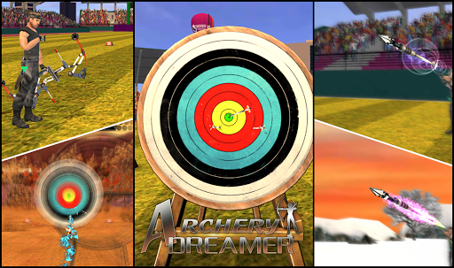 Archery Dreamer : Shooting Games apkmr screenshots 1