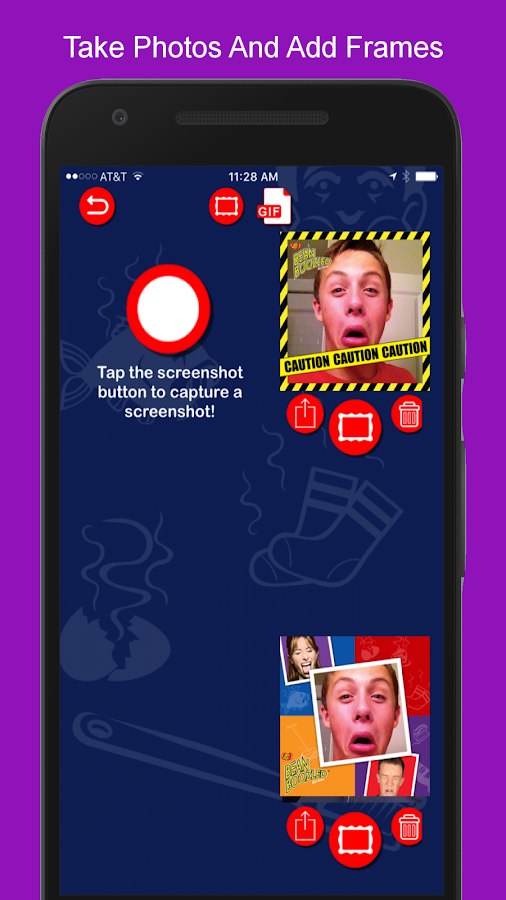 BeanBoozled- screenshot
