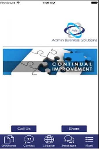 Admin Business Solutions