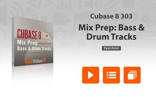 Mix Prep Course For Cubase