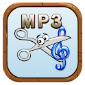 Audio Recorder and Mp3 Cutter icon