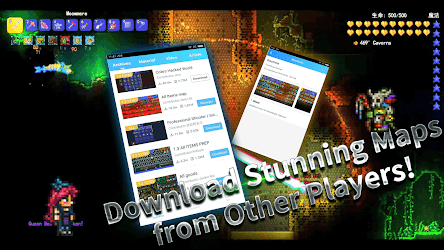 Download Launcher for Terraria (Mods) for android | Seedroid