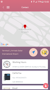 Dubai Civil Aviation Authority- screenshot thumbnail