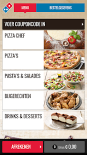 Domino's Pizza Nederland- screenshot thumbnail