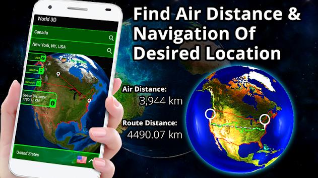 Download 3d Zemlja Globus Svijet Karta Panorama Satelit Apk Latest