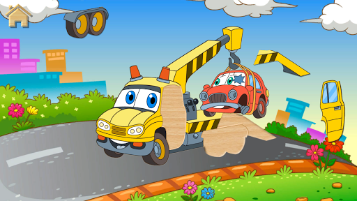 Car Puzzles for Toddlers screenshot 6