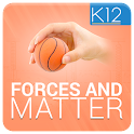 Forces, Matter and Pressure icon