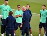 Eden Hazard forfait pour Cadix, de retour contre le Betis?