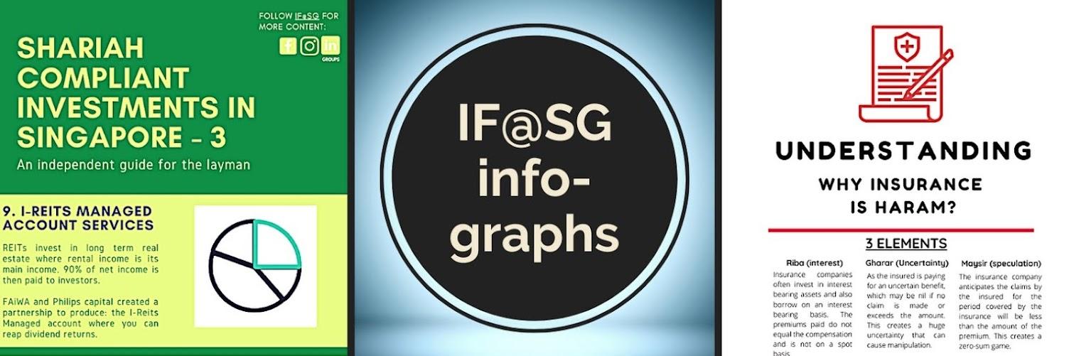 IF@SG info-graphs (investment/insurance)
