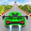 Multi Car Driving Simulator: Ramp Car Stunt Games icon