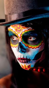 Mask for MSQRD me masquerade screenshot