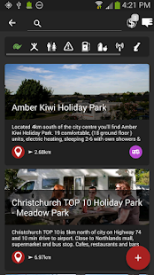 Holiday Parks NZ- screenshot thumbnail