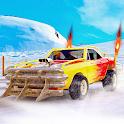 Superhero Car Racing Challenge icon