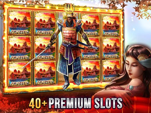 Free Vegas Casino Slots - Samurai  screenshots 11