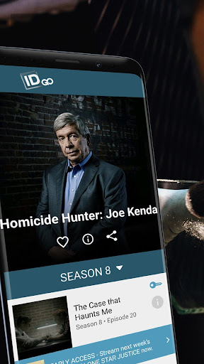 Investigation Discovery GO: Stream True Crime Live - screenshot