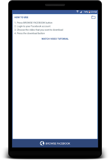 Video Downloader Instant 2.3 screenshots 4