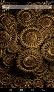 Treasure Mechanism Live Wallpaper - náhled