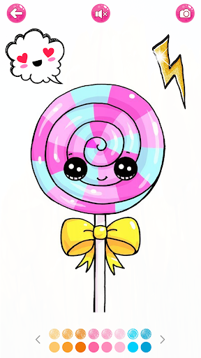 Download Surprise Kawaii Coloring Pages Free For Android Surprise Kawaii Coloring Pages Apk Download Steprimo Com