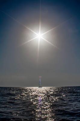 Un raggio nel mare di Claudia84