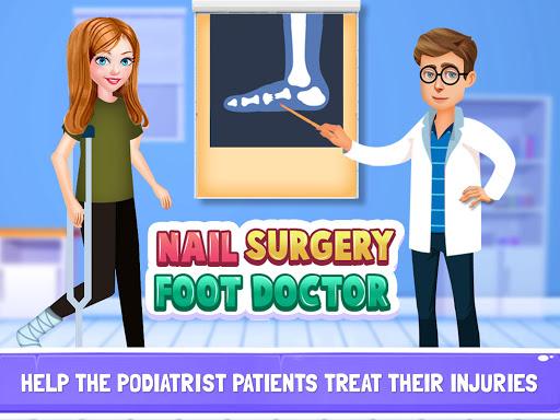 Nail Surgery Foot Doctor screenshot 3