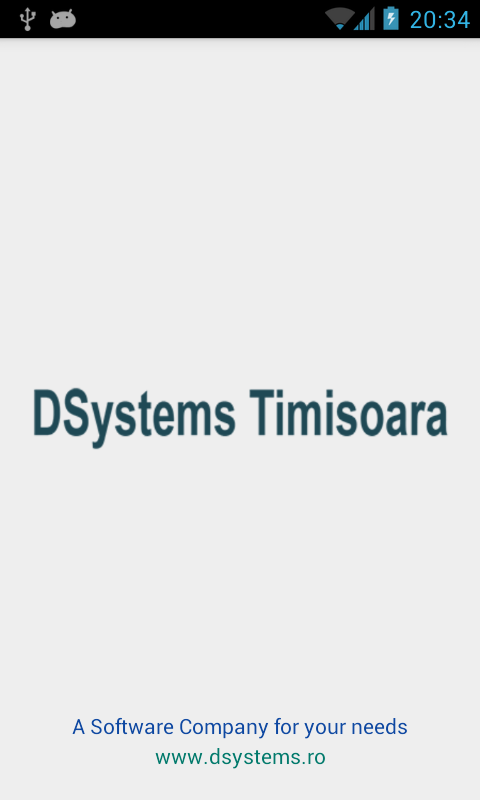 DSystems Software Timisoara- screenshot
