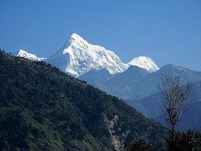 Photo: Montée vers Chalakharka (Numbur et Khatang)