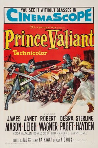 Movie Knights - Prince Valiant!