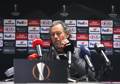 """Michel Preud'homme voit plus loin : """"Gagner pour augmenter notre coefficient pour les prochaines Coupes d'Europe"""""""