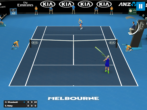 Australian Open Game 1.3.0 screenshots 15