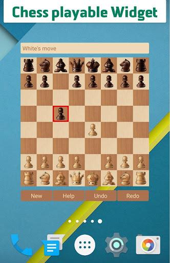 Chess Ninja — Game Widget