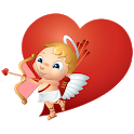 Valentine's Day Cards & SMS icon