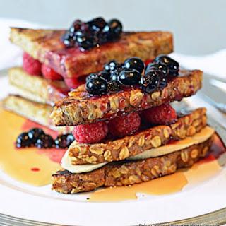 Fruit Toast Sandwich