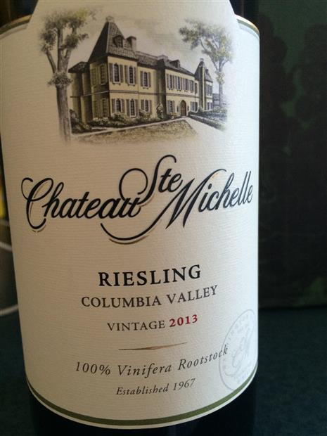 Logo for Columbia Valley Riesling