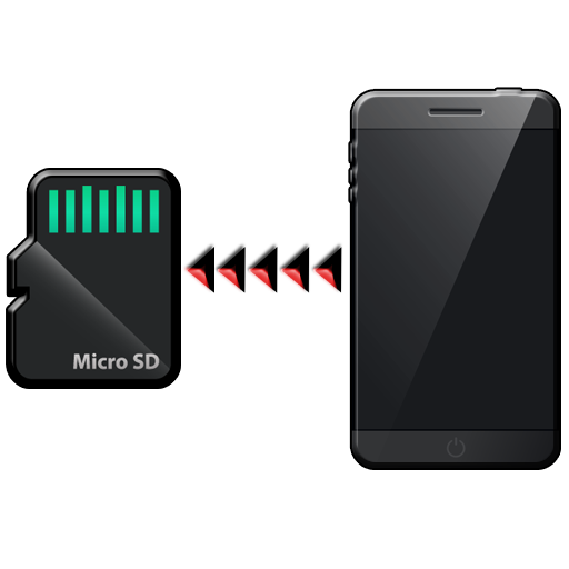 Transfert Files And Apps To Sd Card
