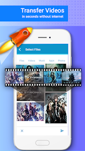 App Fast File Share And Data Transfer APK for Windows Phone