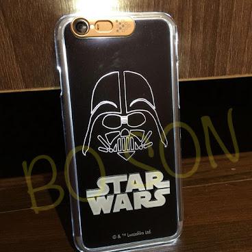 Starwar flash case for iPhone 6Plus / 6s Plus