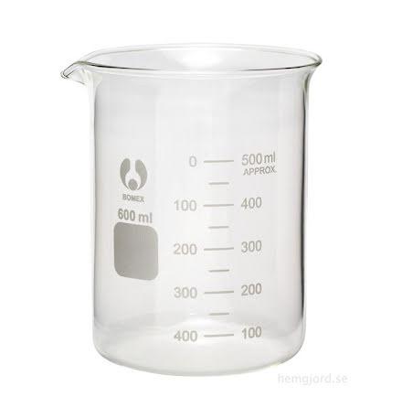 Mätbägare, 400 ml