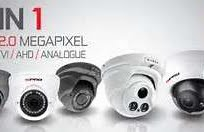 Various motion detection cameras