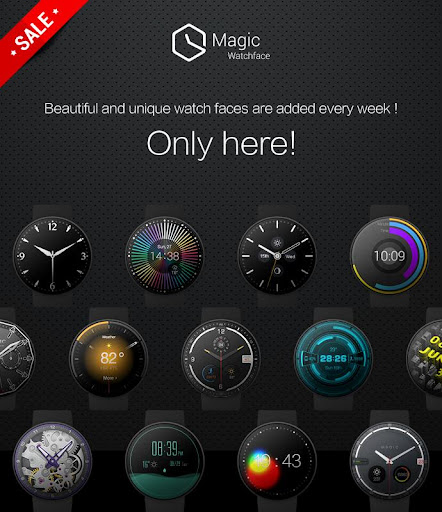神奇表盘-最好的中文原创表盘平台!-可交互版!