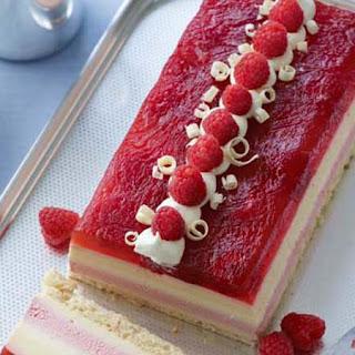 Sophie'S Raspberry, Yuzu and White Chocolate Trifle Terrine Recipe