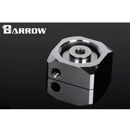 Barrow pumpe- og tankadapter for Laing DDC pumper, Forniklet