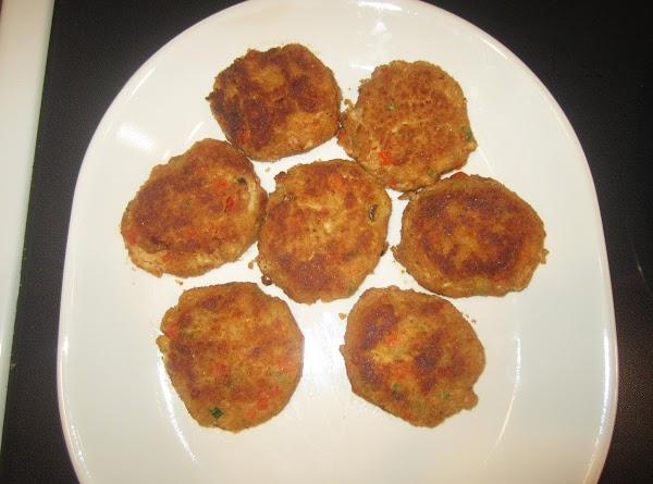 Salmon Patty Cakes Recipe