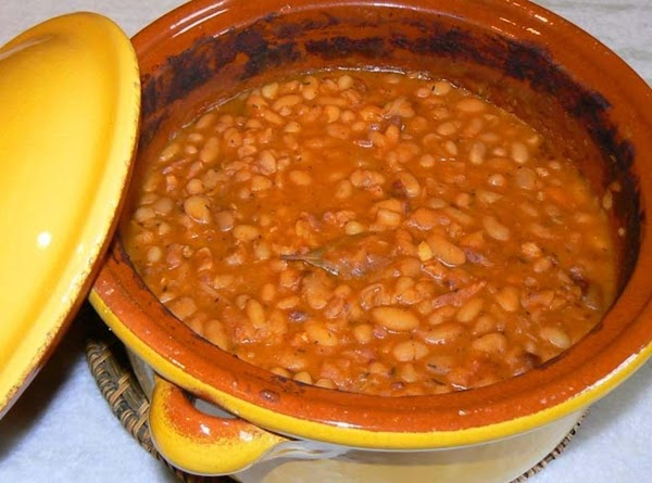 Granny Smith's Old-fashioned Baked Beans Recipe