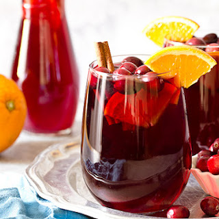 Cranberry Sangria Recipes