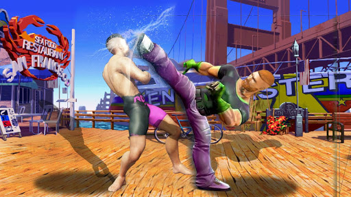 Street Action Fighter 2019 Screenshot