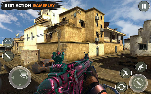 offline shooting game: free gun game 1.5.1 screenshots 1