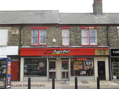 Pizza Hut Delivery On Broadway Pizza Takeaway In