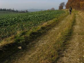 Photo: Naprzeciwko widoczne są wzgórza sąsiadów przez które będziemy dziś przejeżdżać.