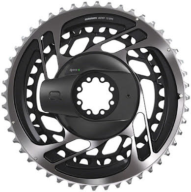 SRAM Red AXS Power Meter 46/33t Crankset, DUB Spindle, D1 alternate image 0