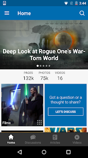 FANDOM for: Star Wars- screenshot thumbnail